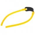 Резинка для рогатки (желтая)