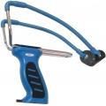 Рогатка ИНТЕРЛОПЕР MK-SL08 с магазином (синяя)