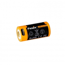АККУМУЛЯТОР FENIX LI-ION ARB-L16-700U USB 16340