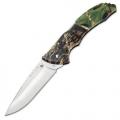 Нож BUCK BANTAM BHW CAMO складной, сталь-420HC, рукоять-камуфляж
