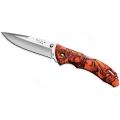 Нож BUCK BANTAM BHW ORANGE HEAD HUNTERZ складной оранжево-коричневый
