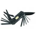 Нож BUCK многофункциональный BOW TOOL количество функций-13, рукоять G-10