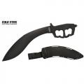 Нож COLD STEEL CHAOS KUKRI фиксированный, сталь SK-5 High Carbon, ножны