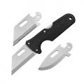Нож COLD STEEL CLICK N CUT со сменными лезвиями, сталь-420J2 CS/40A