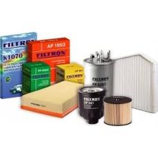 Автомобильные фильтра: воздушный, топливный, масла и салона