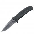 Нож FOX BF-114 T cталь-440, твердость-55-56HRC, титан, рукоять -G10