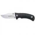Нож FOX BF-131B CLIP POINTскладной, cталь- 440A, твердость-57,рукоять-нейлон, фибергласс