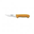 Нож кухонный  JERO обвалочный P3 13см, желтая рукоять