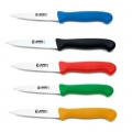 Нож кухонный JERO HOME для чистки овощей, 10см (цвет рукояти в ассортименте)