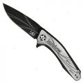Нож KERSHAW RUBY-40 лет складной, сталь-ZDP-189, титан, фрейм. K4040