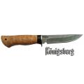 Нож Kеnigsberg Белка, сталь- дамаск