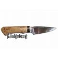 Нож Königsberg  Игла-2, сталь-Х12МФ
