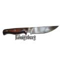 Нож Königsberg  Медвежий, сталь- D2