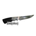 Нож Königsberg  Охотник, сталь-110Х18МШД
