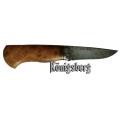 Нож Kеnigsberg Засапожный, сталь- дамаск