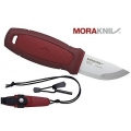 Нож MORAKNIV Eldris Neck Knife Red (с огнивом)