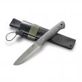 Нож фиксированный N.C. Custom FORESTER микарта