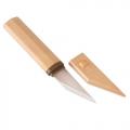 Нож YOSHIHARU ремесленный, высокоуглеродистая сталь, пластиковая рукоять