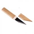 Нож YOSHIHARU ремесленный, 2-х слойная высокоуглеродистая сталь, пластиковая рукоять