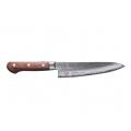 Нож кухонный SUN CRAFT Шеф, сталь Дамаск-VG-10 18см