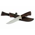 Нож кузнеца Семина ЛЕГИОНЕР кованый, сталь-95Х18, венге, литье