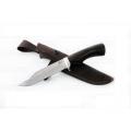 Нож кузнеца Семина ЛИДЕР кованый ст95Х18, венге, литье, гравировка