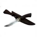 Нож кузнеца Семина МАНГУСТ кованный, сталь-95Х18, венге, литье