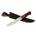 Нож кузнеца Семина ПУТНИК сталь-95Х18, венге, литье