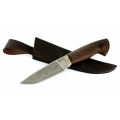 Нож кузнеца Семина СОКОЛ кованый, ст95Х18, венге, литье, гравировка