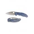 Нож SPYDERCO складной 101PDBL2