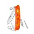 Нож SWIZA C01, филикс, оранжевый
