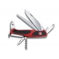 Нож VICTORINOX RANGERGRIP 79 0.9563.C красный/черный