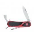 Нож WENGER EVOGRIP 64, красный (скл. 8функций, 85mm)