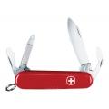 Нож WENGER CLASSIK 65 красный (скл. 11функций, 85mm)