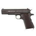Пистолет пневматический GLETCHER 1911-A SOFT AIR 6mm (для страйкбола)