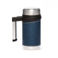 ТЕРМОКРУЖКА АРКТИКА  с ручкой 500мл (цвет синий) 406-500