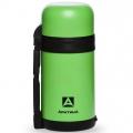 Термос АРКТИКА универсальный 1000мл пластиковое напыление (цвет зеленый) 202-1000