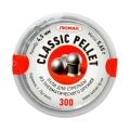 Пули ЛЮМАН Classic Pellets 4.5mm 0.65г 300шт
