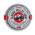 Пули ЛЮМАН Classic Pellets Light 4.5mm 0.56г 400шт