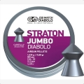 Пули JSB STRATON JUMBO DIABOLO 5.5mm 15.89гран (250шт)