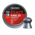Пули DIASBOLO EXACT KING.25  6.35mm 25.39гран (350шт)