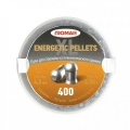 Пули ЛЮМАН Energetic Pellets 4.5mm 400шт 0.85г