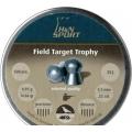Пули  H&N FIELD TARGET TROPHY 5.53mm, (500шт)
