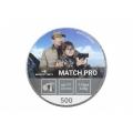Пули Match Pro 4,5 мм 0,46 грамма (500 шт)