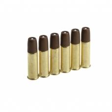 Набор из 6 патронов для револьверов GLETCHER SW R