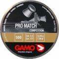 Пули GAMO PRO MATCH 4.5mm 250