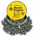 Пули  H&N ROUND KUGELN 4.5mm 8.43гран (500шт) свинец