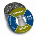 Пули CROSMAN SILVER EAGLE HP 4.5mm 4.8гран (250шт)