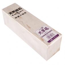 Камень точильный FUCHIOKA высококачественный натуральный medium/15 220x75x60
