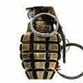 Зажигалка-граната  ZHONG LONG 803G